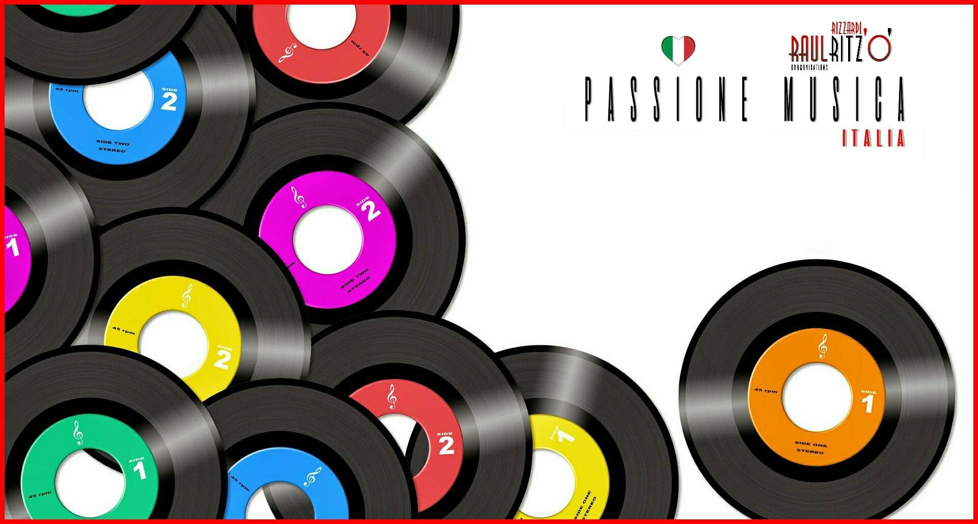 PASSIONE MUSICA ITALIA