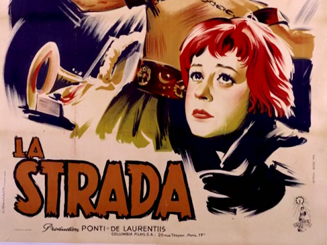LA STRADA (The road) – Federico Fellini