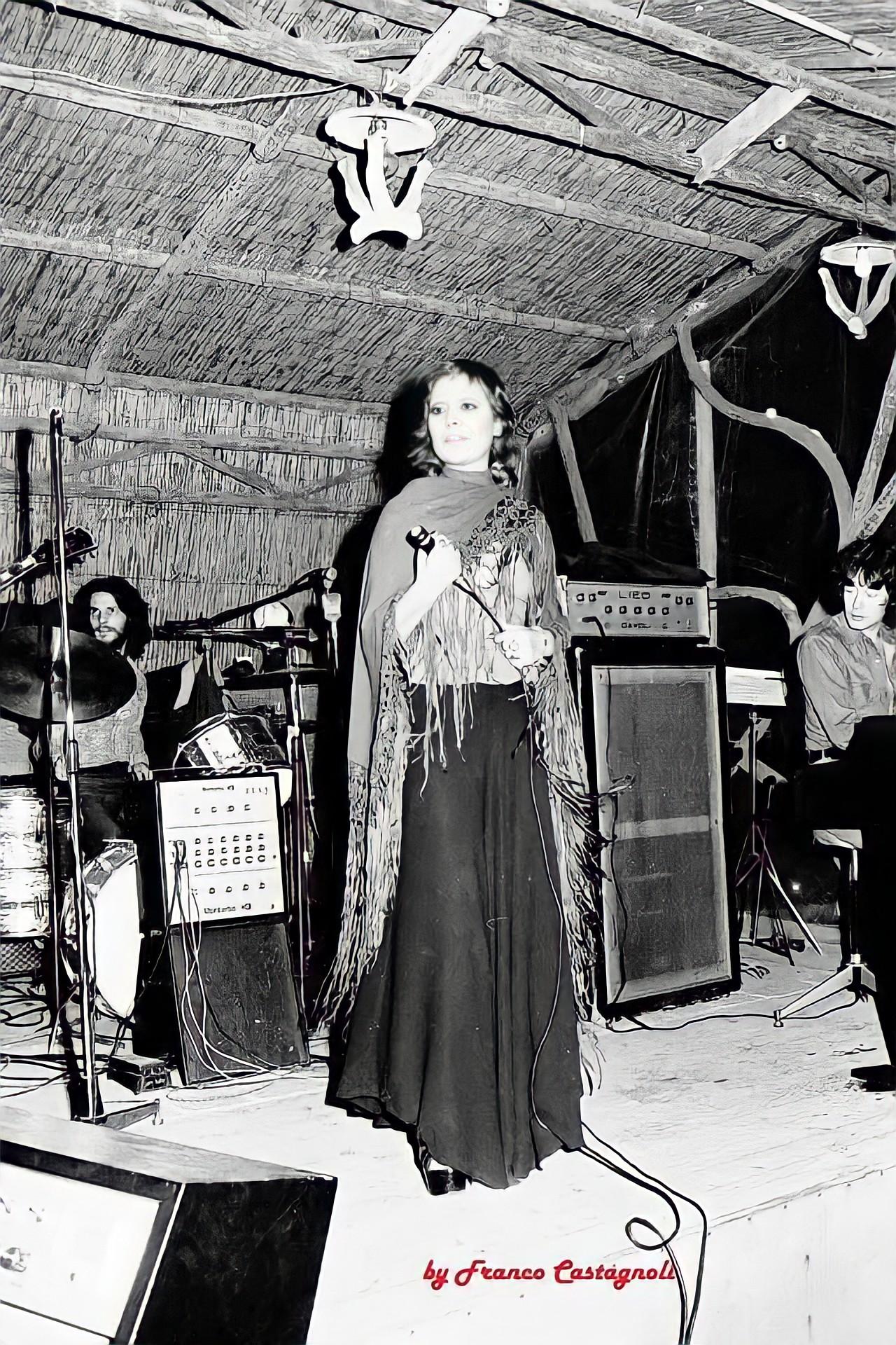 Mia Martini ▪︎ PORRETTA TERME 1972
